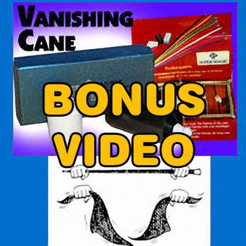 PASSWORD: Vanishing Cane Bonus Video