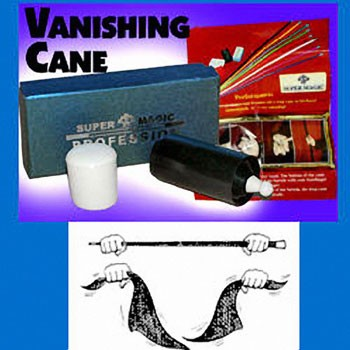 Vanishing Cane + BONUS VIDEO