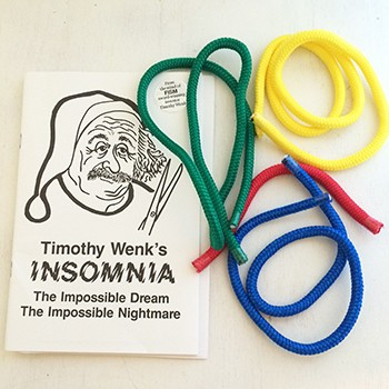 SOLD Timothy Wenk's Insomnia Rope - PREOWNED