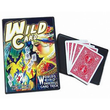 DISCONTINUED Wild Card with ONLINE Video Instruction