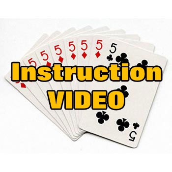 PASSWORD: Wild Cards Tips Video