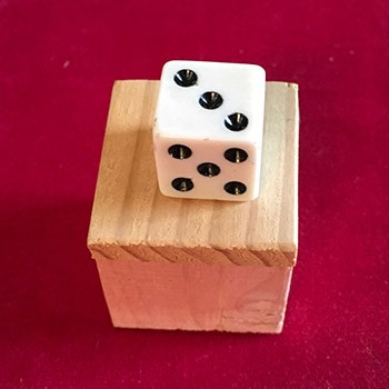 Wooden Die Mental *PREOWNED*